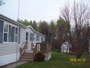MAISON MOBILE A VENDRE A DIEPPE/MINI HOME FOR SALE IN DIEPPE