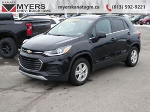 2018 Chevrolet Trax LT  LT AWD MODEL SUNROOF BOSE LOADED!