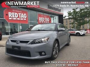 2013 Scion tC 2DR MAN  - Certified - $47.52 /Week - Low Mileage