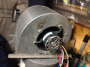 1/2HP or 1/3 Carrier or Lennox Furnace  Motor & Blower