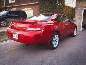 2000 Toyota Camry Solara 4cyl automatic West Island Greater Montréal image 4