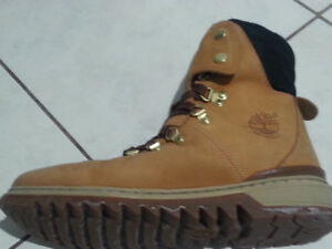 Used Timberland Boots Size 10