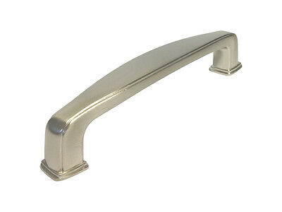 Brushed Nickel 3' Pull - Brushed Nickel Satin Nickel Kitchen Bathroom Cabinet Pull 3