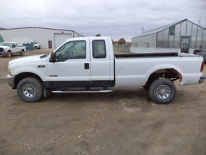2003 Ford F350 Extended Cab long box 4x4 6.0 Powerstroke Diesel