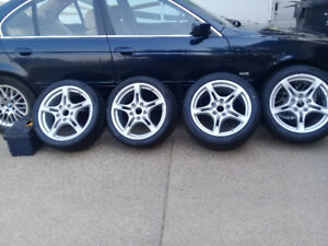 Boxster or Cayman Rims and Winter Tires