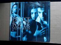 Prince vinyl record Diamonds and Pearls