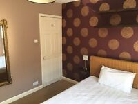 Large comfortable double room available to rent.