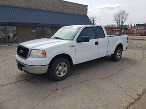 2008 Ford F-150 XLT EXTENDED CAB PICKUP  EXCELLENT CONDITION