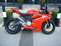 DUCATI PANIGALE 959 - 2016 -13842 MILES - UNDERBELLY EXHAUSTS