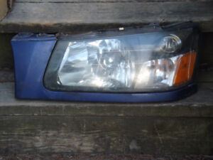 Subaru Forester Headlights 2003 - 2005