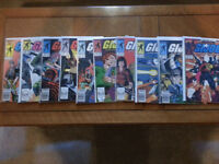 MARVEL COMICS - GI JOE VARIOUS