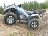 2012 Kawasaki 750 Brute Force EPS Special Edition