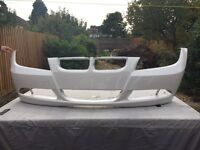 Brand new BMW 320D - 08 model bumper in white