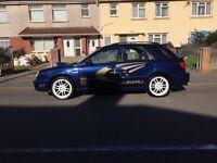 Subaru Impreza Bugeye Sti Replica