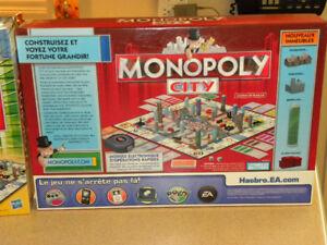 Pour jouer à autre chose: jeu de société MONOPOLY 3 D