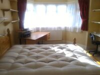 Large Double in Shared house. All inclusive. Wifi, SkySports, free parking