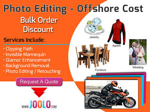 Photo Retouching @ Offshore Cost | Image Editing