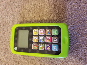 LeapFrog Chat and Count Cellphone - $10