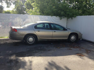 2004 Chrysler Intrepid Berline