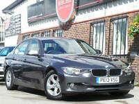 2013 BMW 3 Series 2.0 320d EfficientDynamics 4dr startstop 4 door Saloon