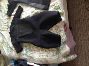 Two shorty wetsuits 40 dollars each