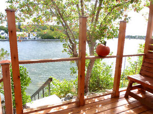 WATERFRONT HOUSE FOR SALE TRENT RIVER CAMPBELLFORD