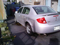 2006 Pontiac Pursuit Berline, 73000KM avec car proof