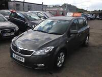 2011 Kia ceed CRDI 2 Diesel grey Manual
