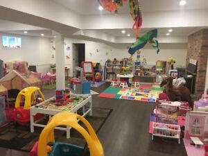 PROVIDING TEMPORARY CHILDCARE BRAMPTON SOUTH WEST