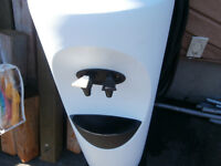 one 5 gallon water cooler working good asking $65 450-628-4656 5