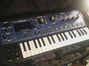 Novation MiniNova Synthesizer Keyboard Mini Nova