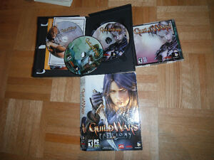 GUILDWARS, STARCRAFT, DIABLO DVD  GAME- ALL IN PERFECT CONDITION