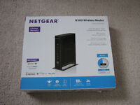 NETGEAR WNR2000-100NAS WIRELESS ROUTER