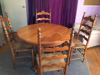 Looking for Roxton ladderback chairs