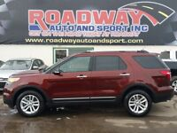 2015 Ford Explorer XLT V6 4WD