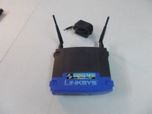 Used Linksys Wireless Router