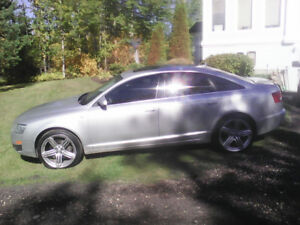 Audi A6 3.2 AWD with new tires and brakes.