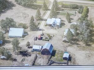 Small Ranch For Sale in Northern Alberta