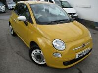 2012 FIAT 500 COLOUR THERAPY HATCHBACK PETROL