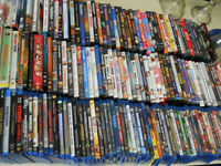huge dvd and blu ray collection for sale over 1000 to choose