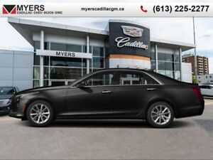 2018 Cadillac CTS LUXURY  LUXURY, AWD, 3.6 V6. NAV, POWER DUAL S