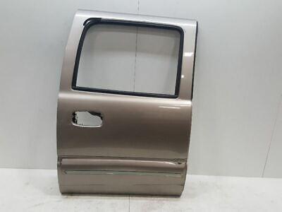 2001-2007 GMC SIERRA 1500 REAR RIGHT DOOR SHELL OEM 94022