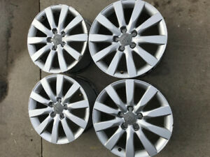 OEM RIMS AND TIRES 17""