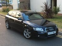 AUDI A6 AVANT 2.0 TDI S LINE AUTOMATIC** REAR TV**