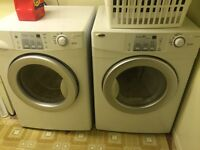 Armana washer and dryer set $1000 or best offer