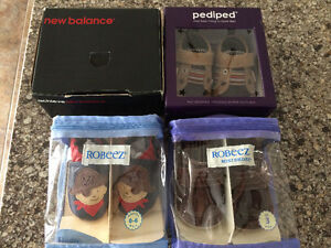 Infant boy shoes - Robeez, Pediped