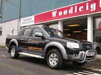 07/57 FORD RANGER 3.0 TDCI WILDTRACK,NO VAT