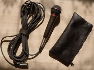 Microphone (Audio-Technica, Hypercardioid Dynamic, ATM27HE)