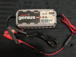 NOCO Genius G26000 Battery Charger & Maintainer