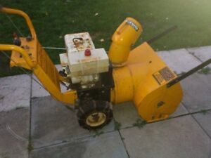 WILL PICKUP  UNWANTED SNOWBLOWERS